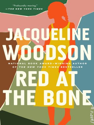 cover image of Red at the Bone